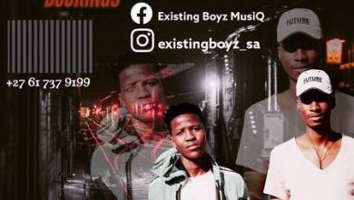 Existing Boyz – Ngyasha (Soulistiq Vox)
