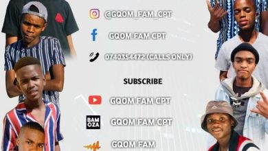 Gqom Fam CPT – Gqom Is Safe Around Us