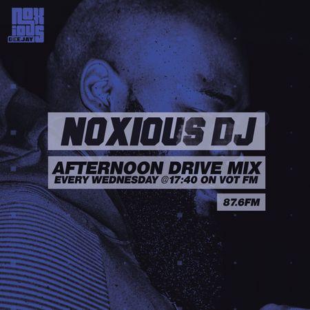 Noxious DJ – VOT FM Afternoon Drive Mix 21-04-21