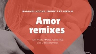 Raphael Ngove & Isonic T – Amor (Eltonnick Remix) ft. Leko M