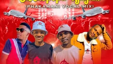 Danger & K-zin – Sisezopopa Njayam (Phakamani Vocal Mix) ft. Vocal Zoid & Bhozza