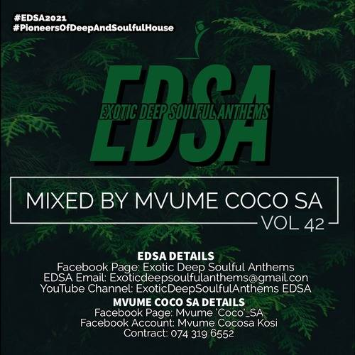 Mvume CocoSA Exotic Deep Soulful Anthems 42 Mp3 Download