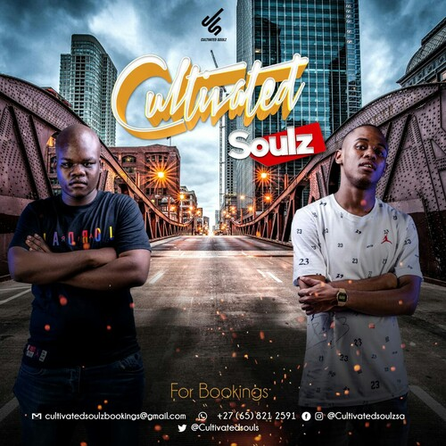Cultivated Soulz – V12 Mp3 Download
