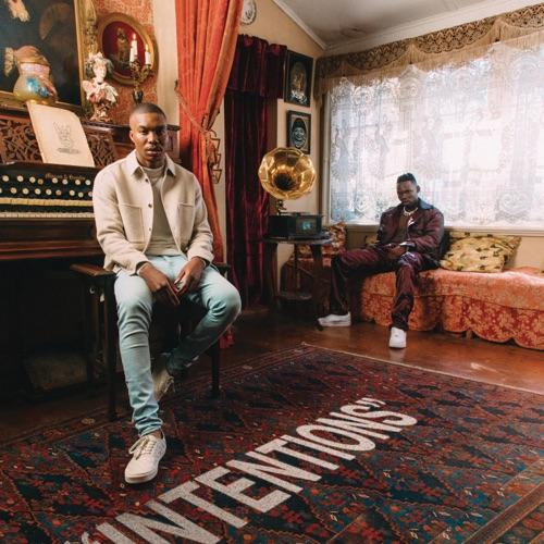 DJ Sliqe – Intentions ft. Blxckie Mp3 Download