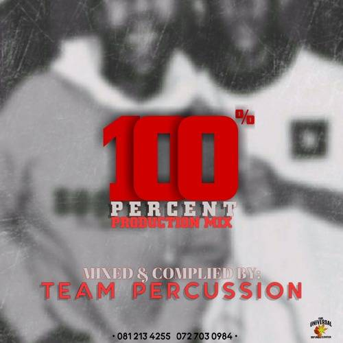 Team Percussion – 100% Production Mix Mp3 Download