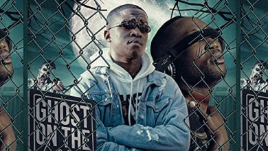 Deejay Jackzin & General C'mamane – Ghost On The Loose