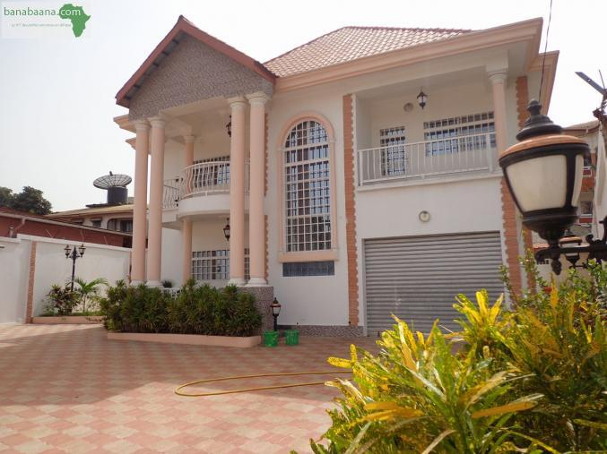Ventes Immobilires MAISON A VENDRE Conakry Banabaana