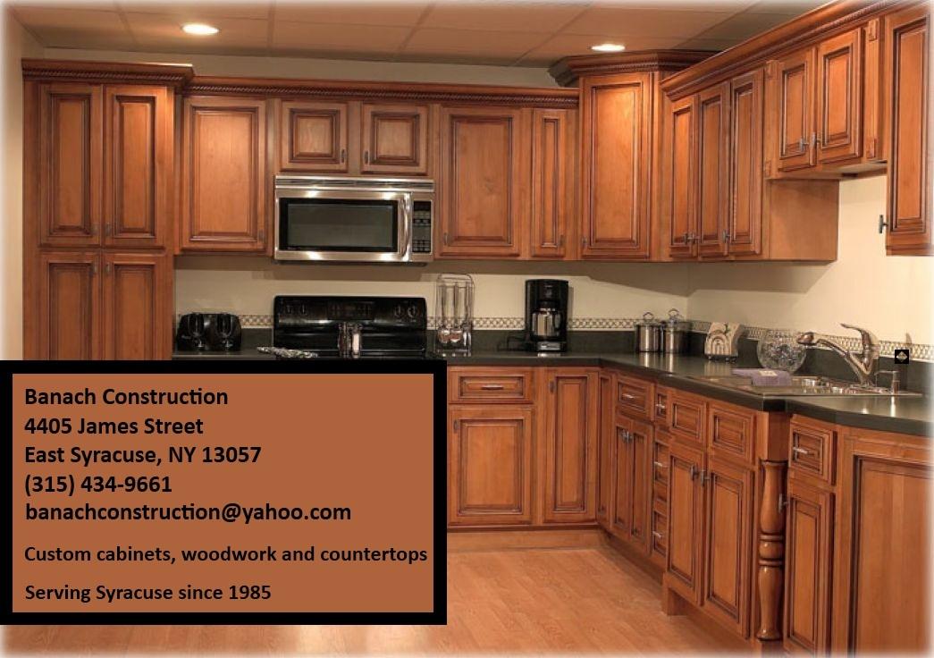 kitchen cabinets syracuse ny los angeles custom east banach construction