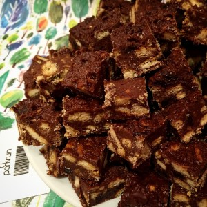 Tiffin recipe