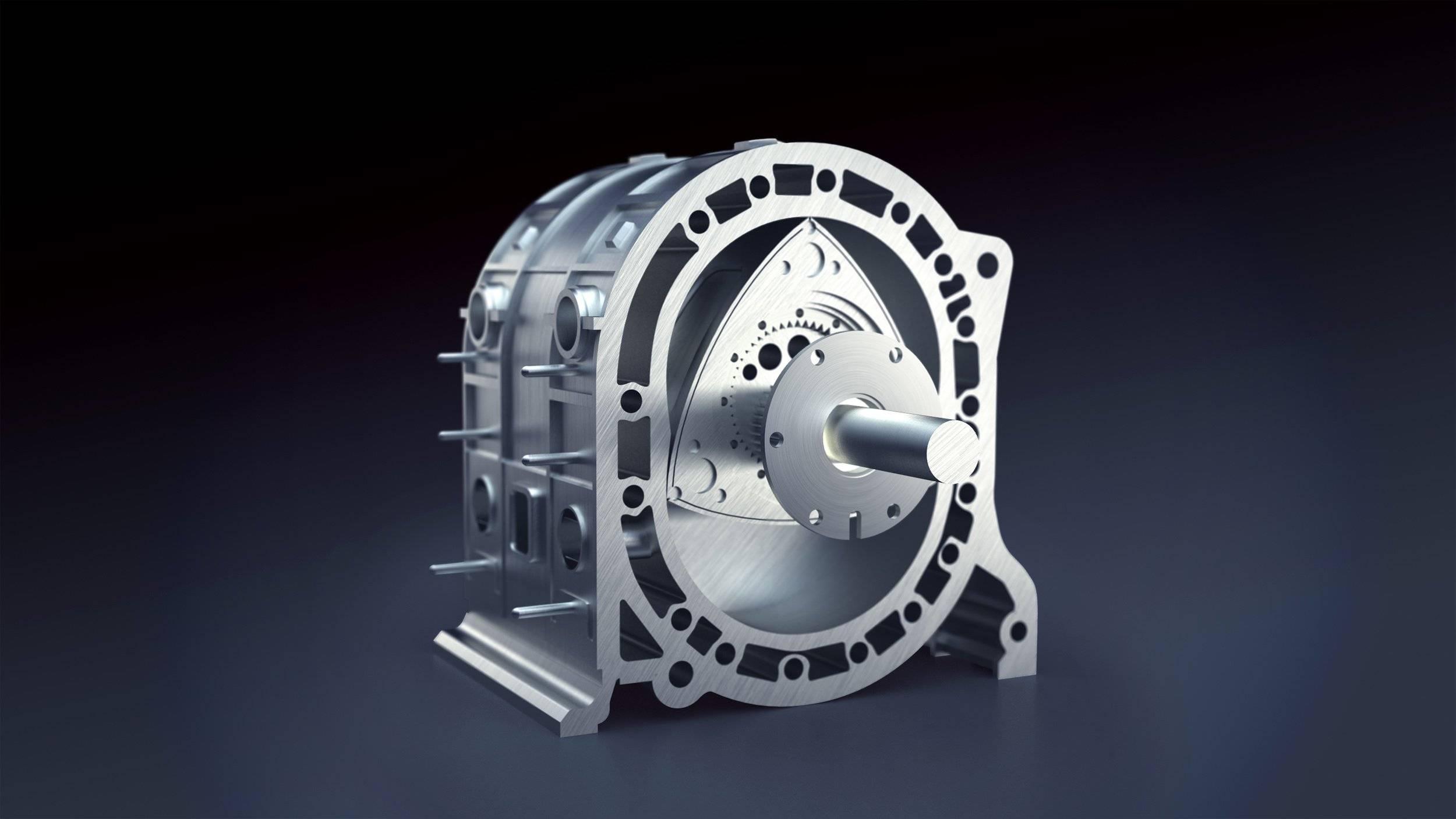 Wankel Engine Although Revving not Revolutionary
