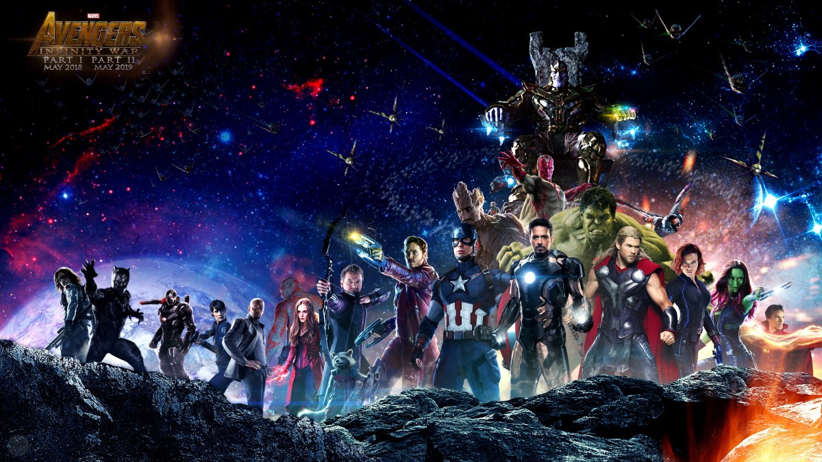 Timeline do Universo Marvel - Vingadores