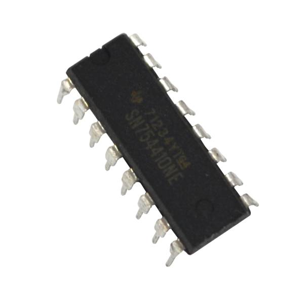 Picture Of Ttl Integrated Circuits