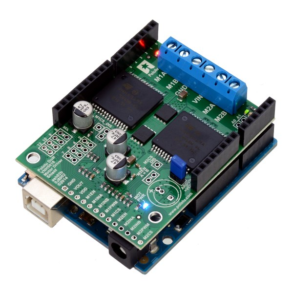 Dual Stepping Motor Drivers Using Udn2540
