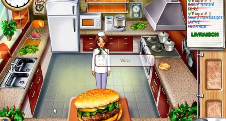 meilleurs jeux de cuisine gratuits