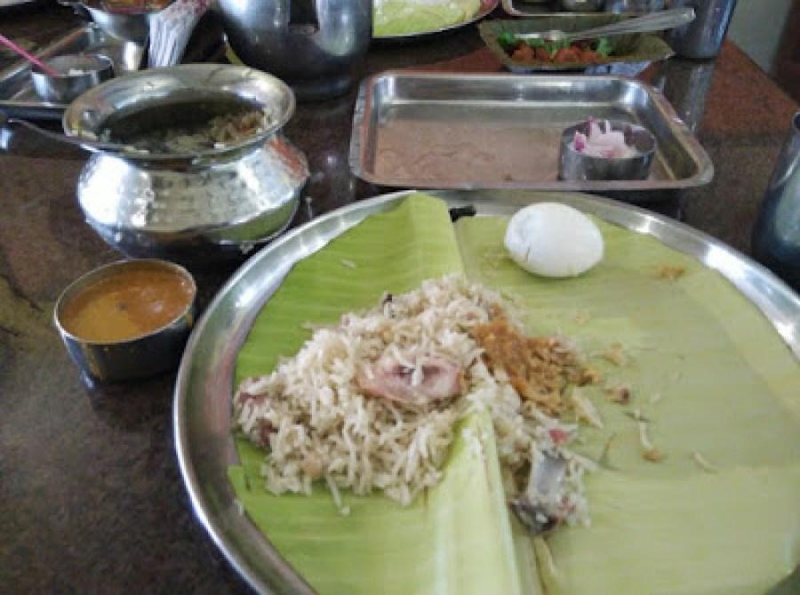 My Mutton Biryani..Yummy!!