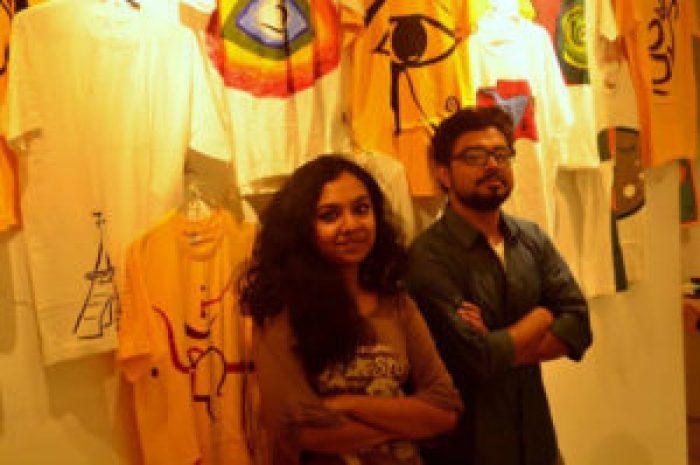 Meet the founders- Moupiya Banerjee and Sumanta Sarkar