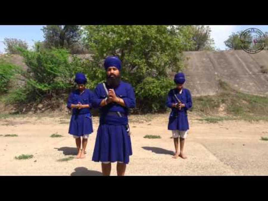 Disciples training themselves spiritually