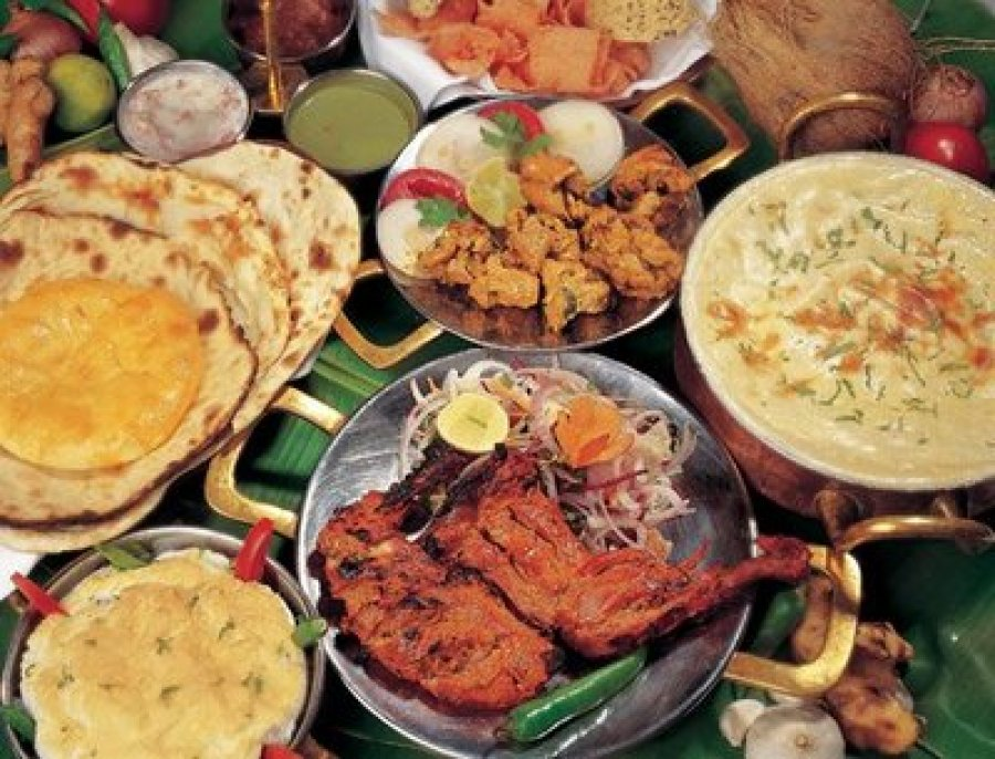 An assortment of the ultimate Punjabi dishes