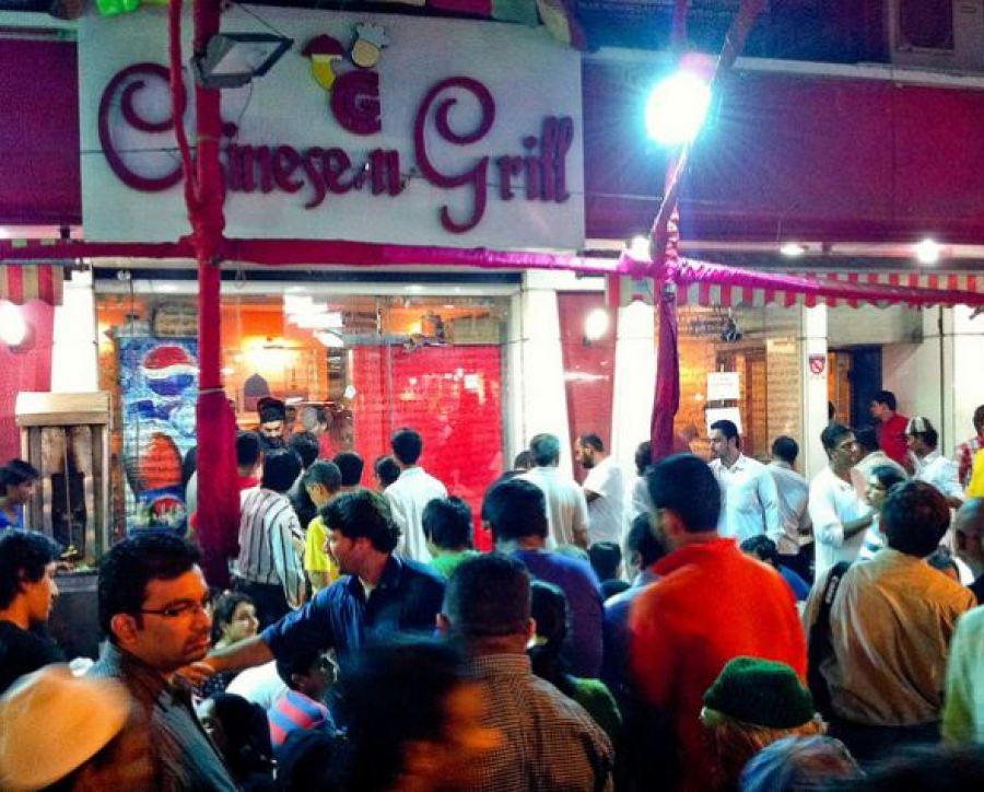 Try Nalli Nihari in Chinese and Grill, Mumbai