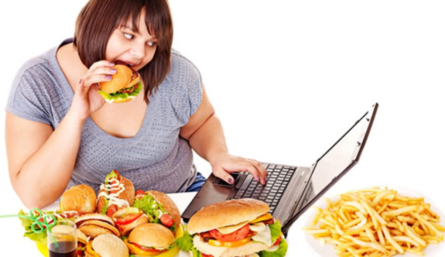 Junk food causes PCOS