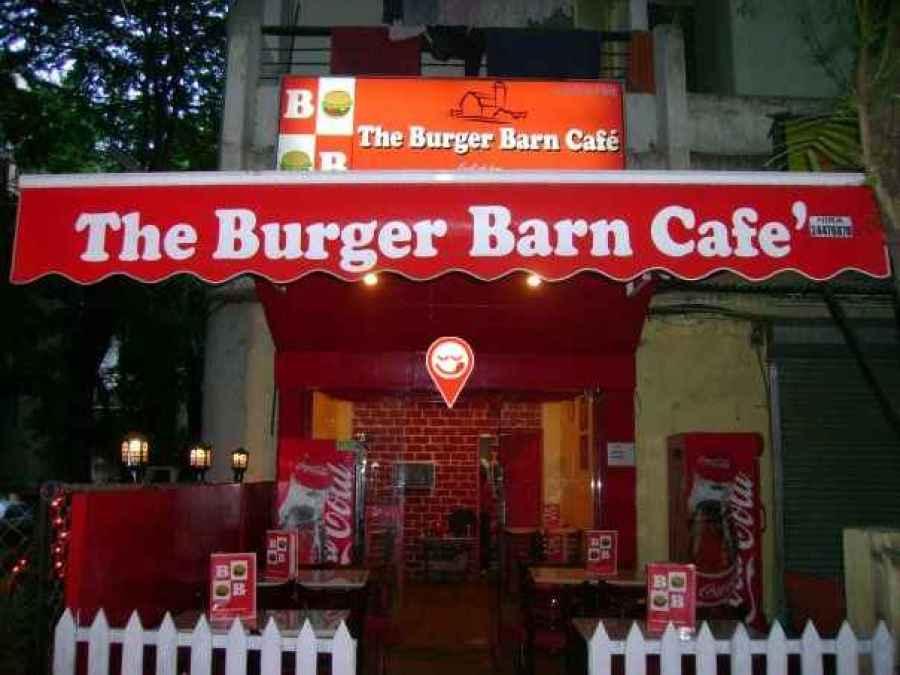 The Burger Barn Cafe