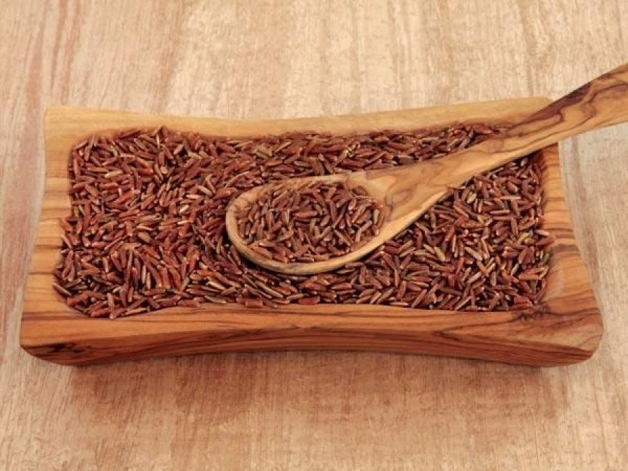 Raw Red Rice