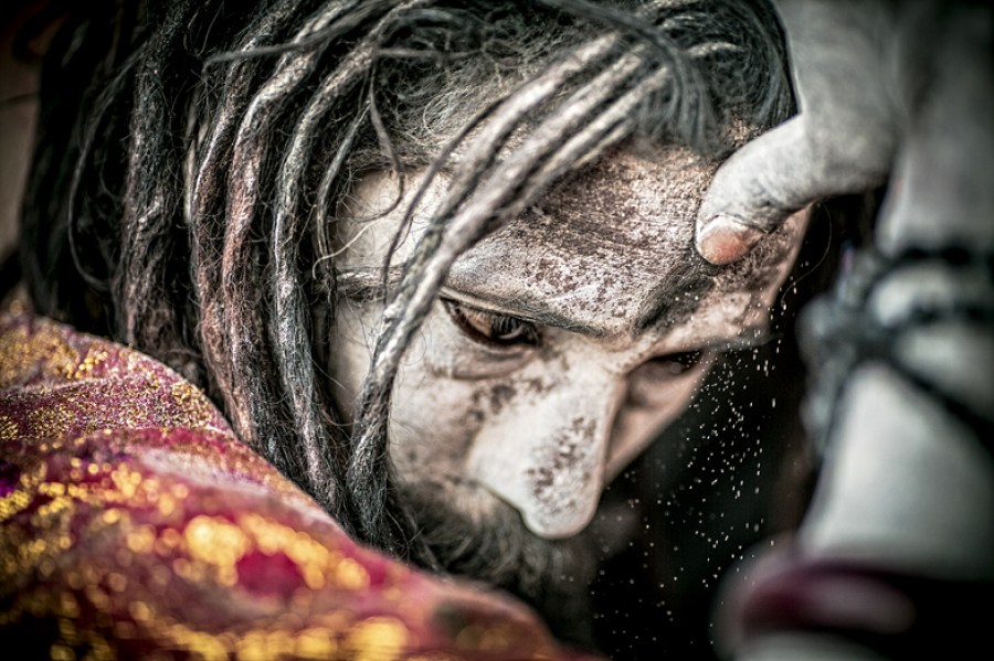 Aghoris in a dark world of their own