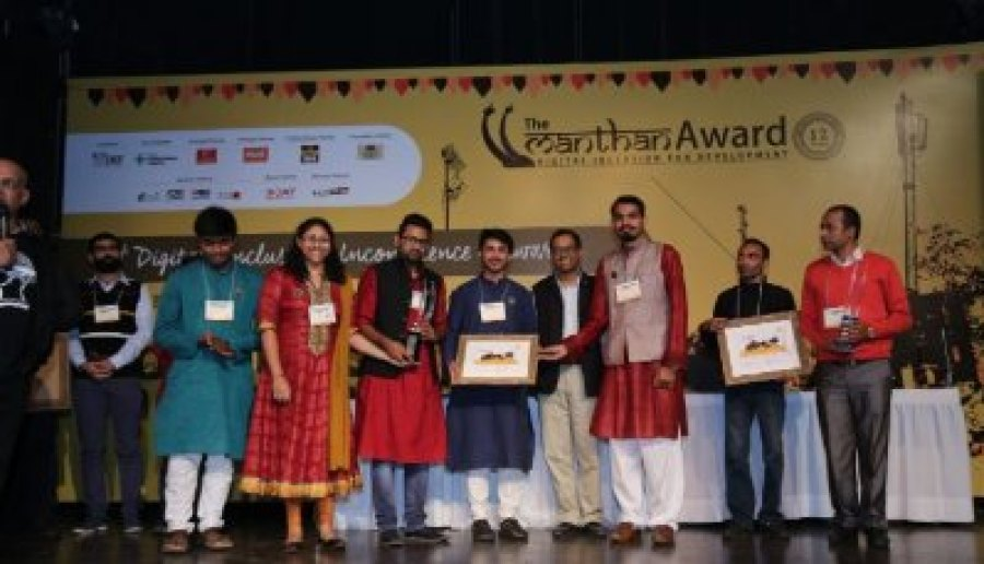 Manthan Awards Winner