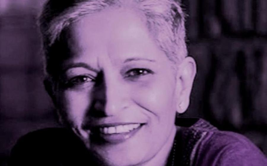 Journalist, Activist Gauri Lankesh