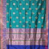 Banarasi Pure Katan Silk Handloom Plum Purple Saree 7