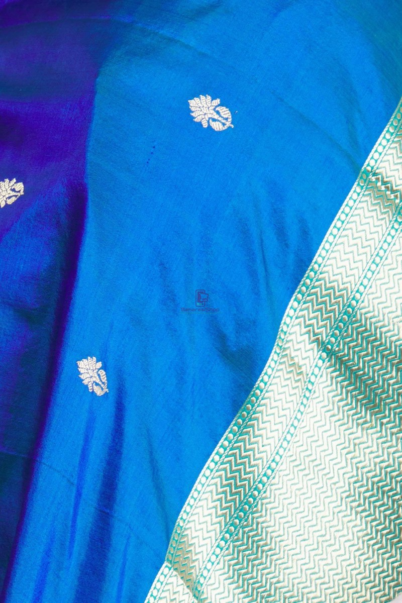 Banarasi Handloom Katan Silk Dupatta 6
