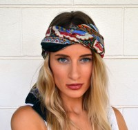 7 Boho Scarf Hairstyles You Must Try
