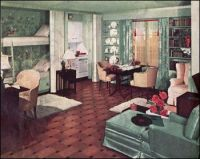The Living Room Through The Ages (1920