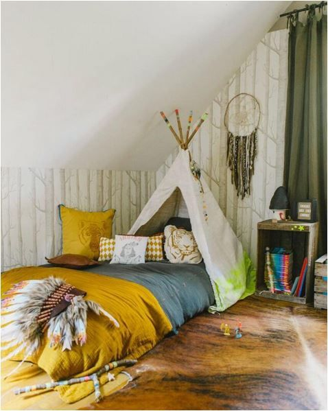 Styling Boho For Kids Bedrooms