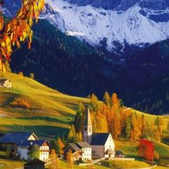 Wall Painting Living Room Simple Decor Images 20 Fall Landscapes You Won't Believe Are Real