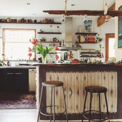 Mexican Kitchen Table Pan Set Dreamy Boho Kitchens You Have To See Believe