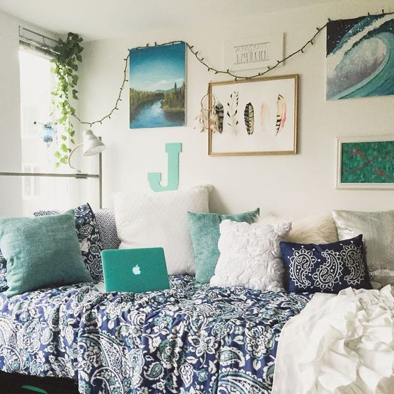 bohemian bedroom ideas for college dorms