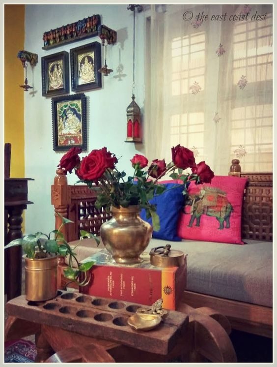 How To Create An Indian Inspired Living Room