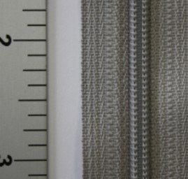 #3 Nylon Trouser Zippers - 11""