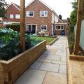 Garden makeover, Banbury, Oxfordshire