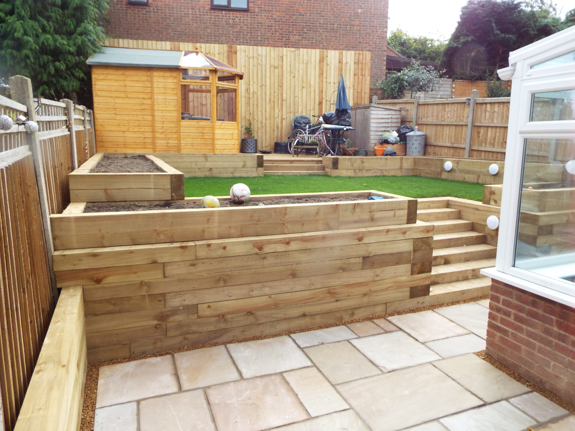 Ridge Road Garden Design & Build, Banbury