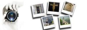 """[:it]Mostra Fotografica """"Chiesette, Edicole e Crocifissi""""[:de]Fotoausstellung """"Kirchlein, Kapellen und Kruzifixe""""[:] @ FOYER dell'Ospedale di Bolzano/des Krankenhauses Bozen"""