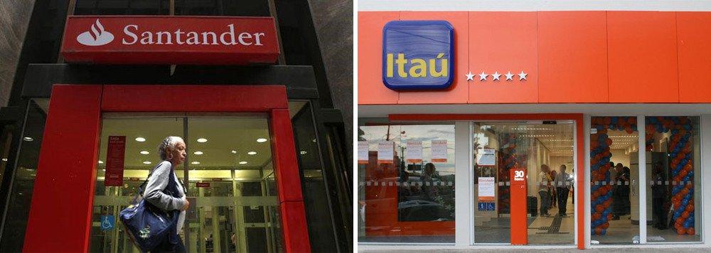 Santander-e-Itaú