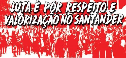 Dia Nacional de Luta Santander