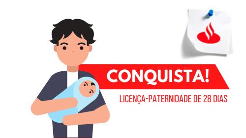 paternidade santander