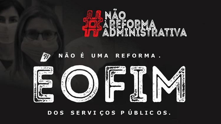 Nâo-à-reforma-administrativa