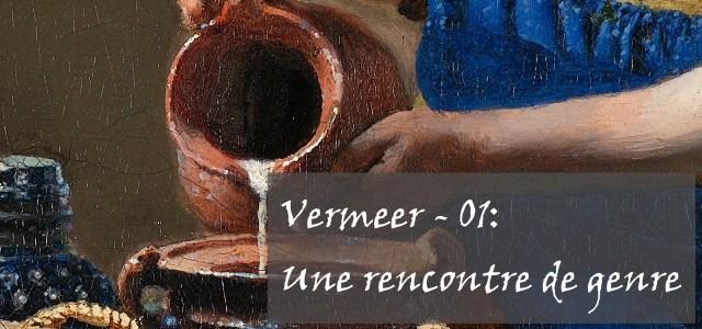 Bannière de la séance 1 sur Vermeer
