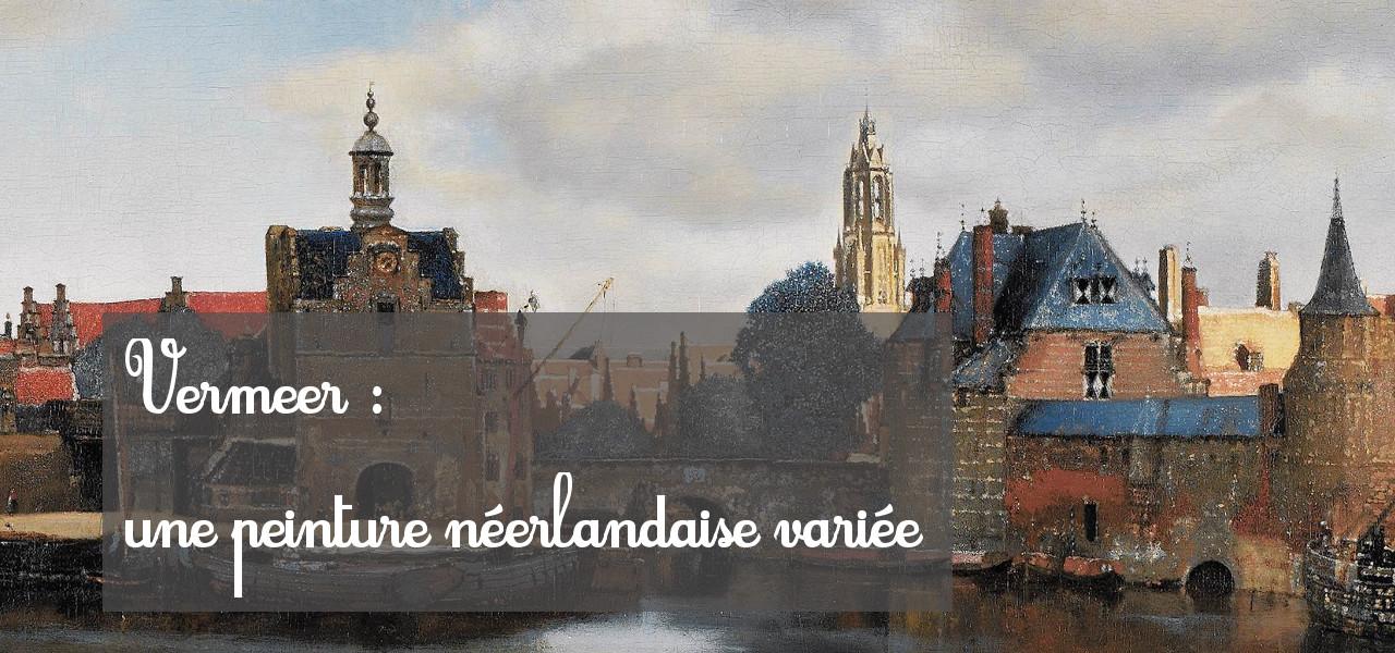 Bannière de la séquence Vermeer