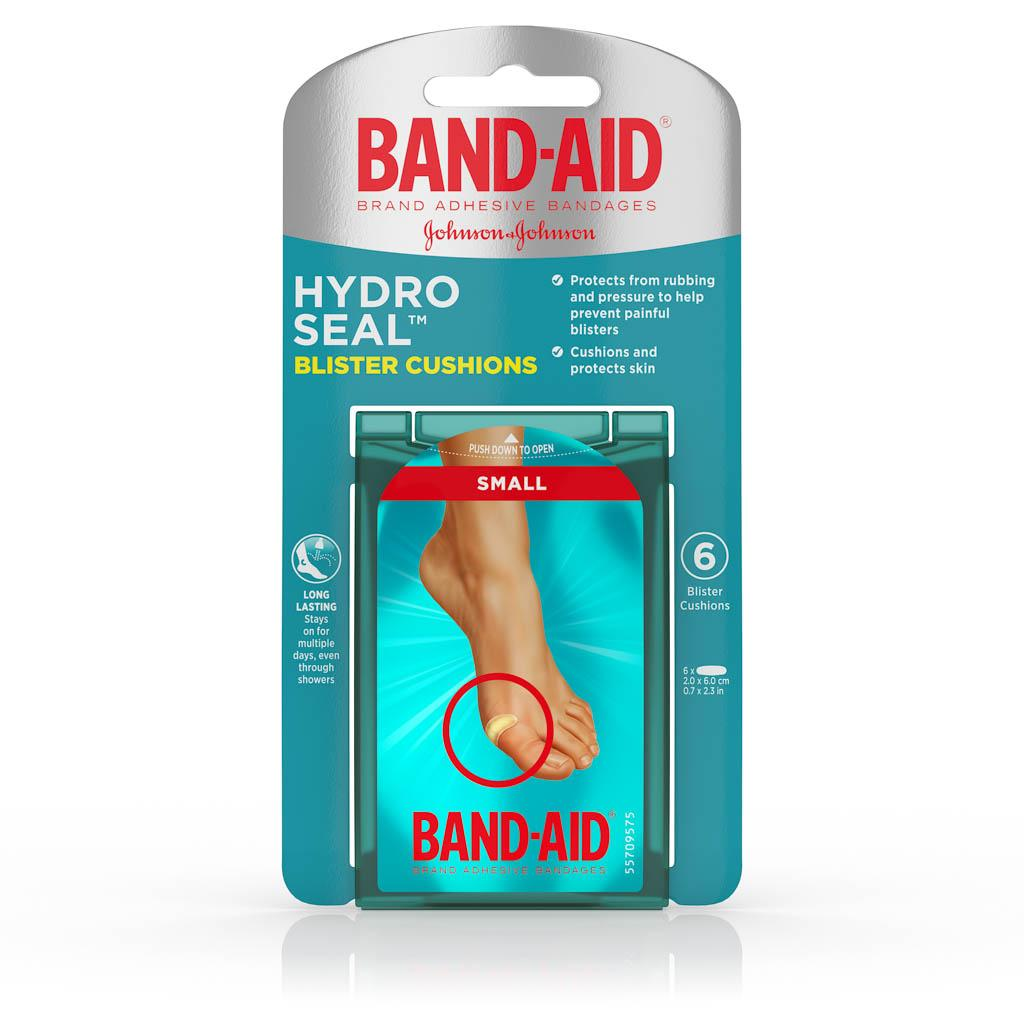 hydro seal small blister