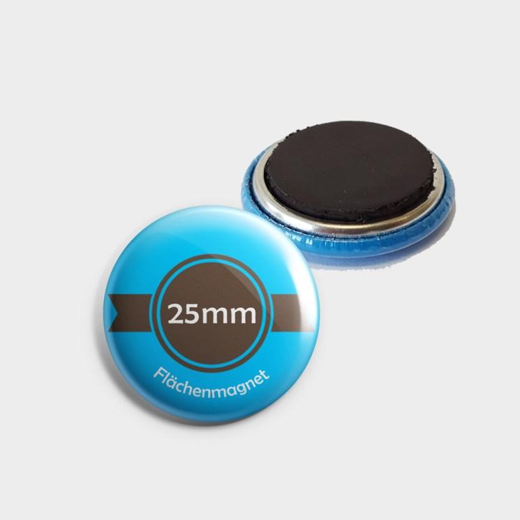 25mm buttons Kühlschrankmagnet bestellen
